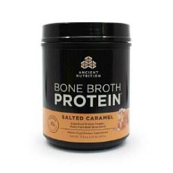 Ancient Nutrition Caramel Bone Broth Protein Powder 540g