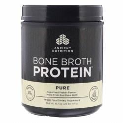 Ancient Nutrition Bone Broth Protein Powder Pure 455g