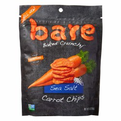 Carrot Chips, Sea Salt
