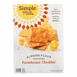 Cheddar Almond Flour Cracker