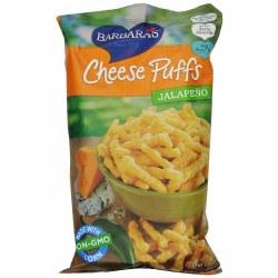Cheese Puffs, Jalapeno