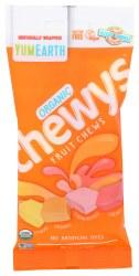 Chewys, Organic