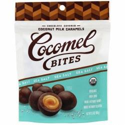 Chocolate Seasalt Caramel Bite