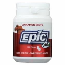 Cinnamon Xylitol Mints