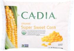 Organic Supersweet Corn