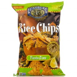 Fiesta Lime Rice Chips