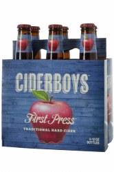 First Press Hard Cider