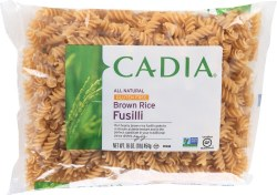 Brown Rice Fusilli
