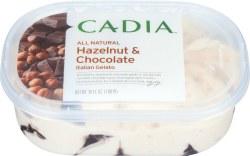 Chocolate Hazelnut Gelato