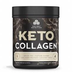 Ancient Nutrition Keto Collagen Powder Plain  1.19lb