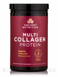 Ancient Nutrition Multi Collagen Protein Unflavored 245 grams