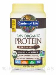 Garden of Life Organic Raw Chocolate Protein Powder 660g