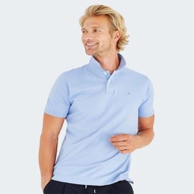 Pique Pima Cotton Polo-Shirt