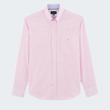 Eden Park Gingham Check Shirt