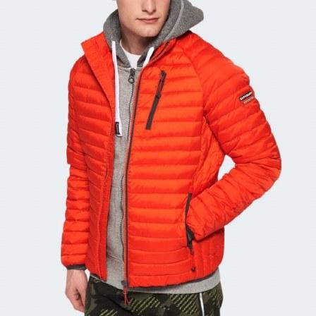 Core Down Jacket