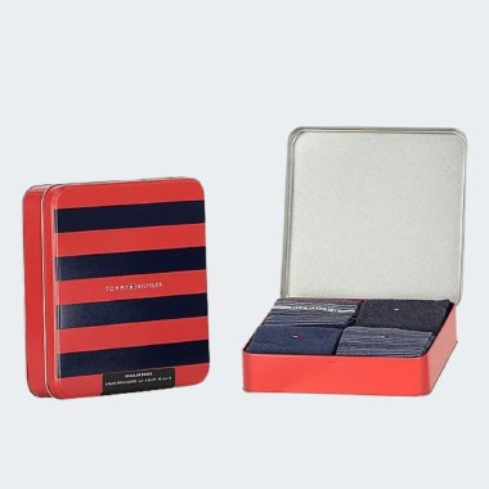 4-Pack Stripe Socks