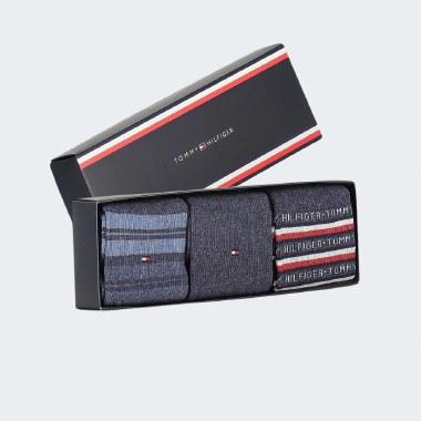 3-Pack Stripe Socks