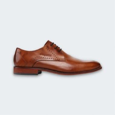 Lace-Up Derby Shoe