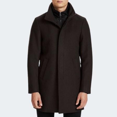 Harvey Wool Coat