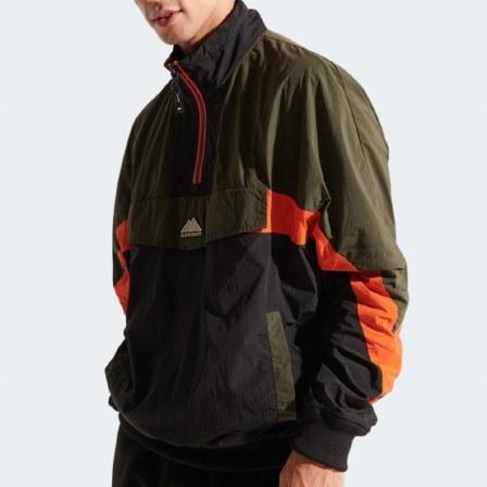 Track Overhead Jacket