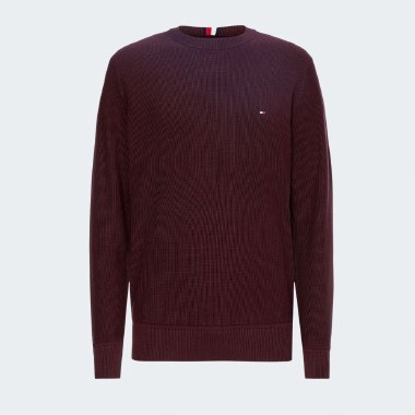 Basic Structure Crew Knit