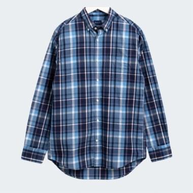 Indigo Madras Shirt