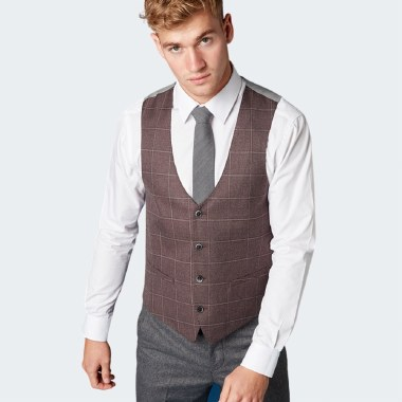 Lucian Mix-and-Match Waistcoat