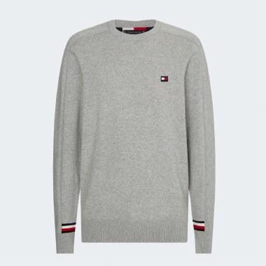 Global Stripe Branded Sweater