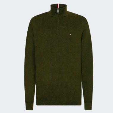 Pima Cotton Cashmere 1/4 Zip