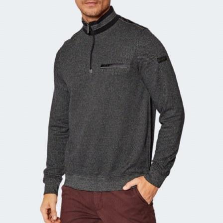 Troyer 1/2 Zip Sweatshirt