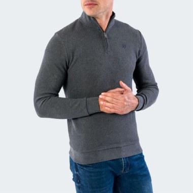 Bective Half-Zip Sweater