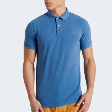 Vintage Destroyed SS Polo