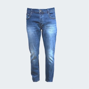 Rio Tapered Fit Jeans