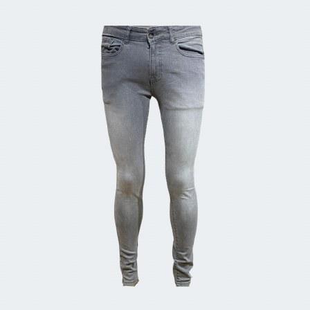 Venice Light-Wash Skinny Stretch Jeans