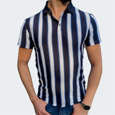 Harry Striped Polo-Shirt