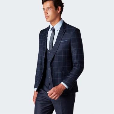 Lucian Three-Piece Suit