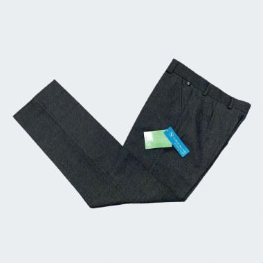 Slim-Fit School Trousers