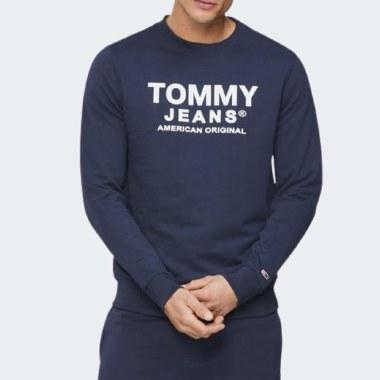 Essential Graphic Crew Sweatshirt