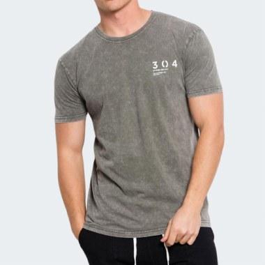 Stone-wash T-Shirt