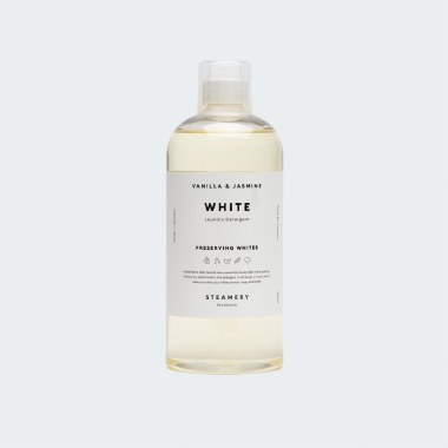 White Laundry Detergent