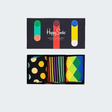 3-Pack Classic Multi-Colour Gift Set