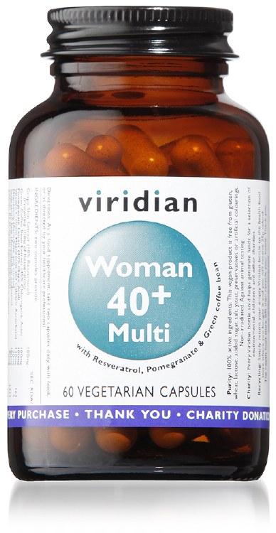 Women 40+ Multivitamin