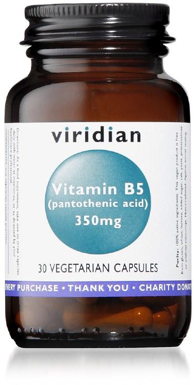 Vitamin B5 350mg