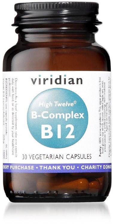 HIGH TWELVE B12 with B-Comp