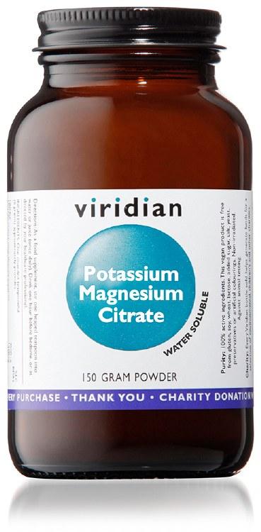 Potassium & Magnesium Citrate