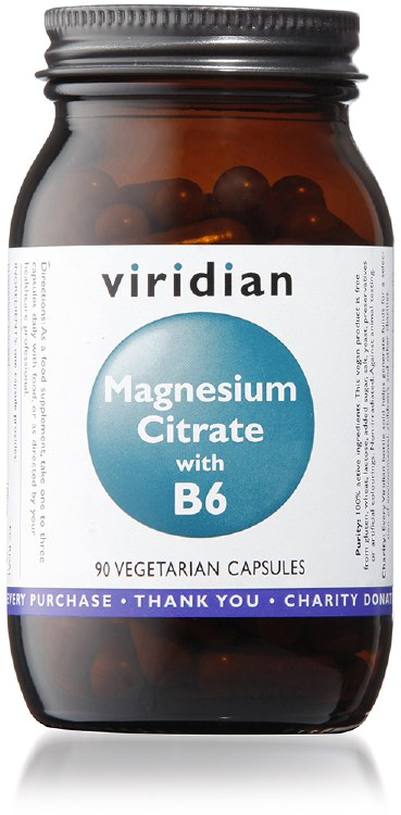 Magnesium Citrate with B6