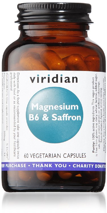 Viridian Mg B6 & Saffron