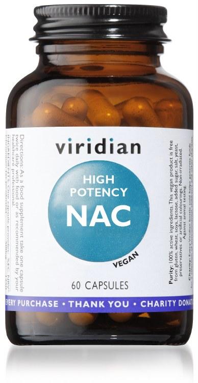 High Potency NAC