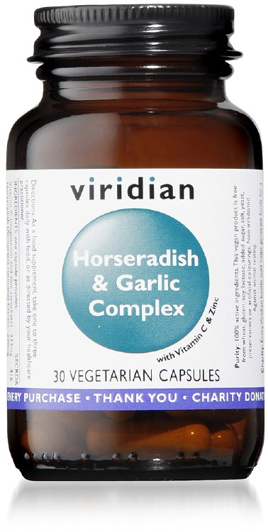Horseradish & Garlic Complex