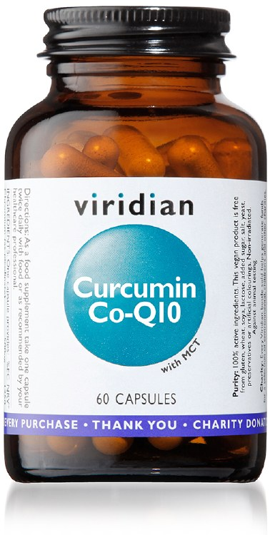 Curcumin & CoQ10